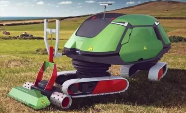 到2021年:农业机器人或将称霸农机领域!