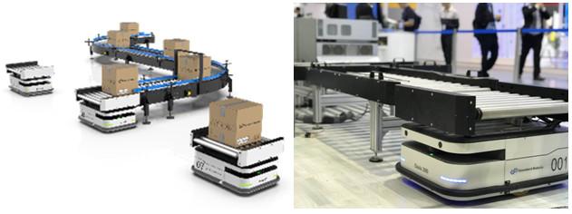 制造业成AGV机器人新的逐鹿地带?——看斯坦德机器人如何进军工业市场
