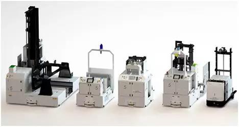 整合英杰明与NDC之后,德马泰克的AGV技术实力如何?
