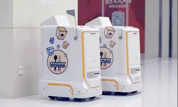 交付机器人兴起,平衡车厂商加入战局
