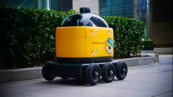 """春节期间不打烊,AGV机器人成苏宁物流""""不停运、不涨价""""幕后英雄"""